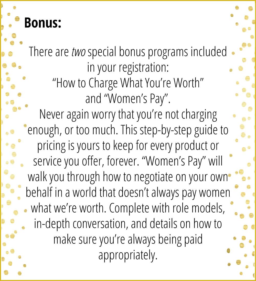 bonusmodule